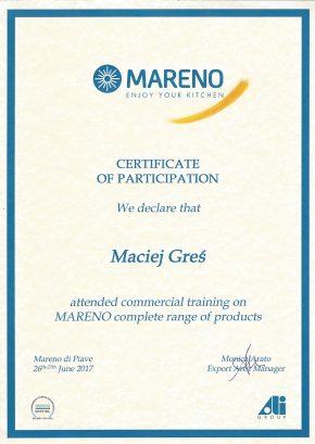 Certyfikaty certyfikat moreno 290x409